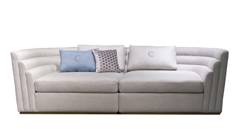 Theater Sofa In New Condition For Sale In Milan, IT