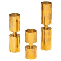 Thelma Zoéga Candlesticks Produced in Sweden