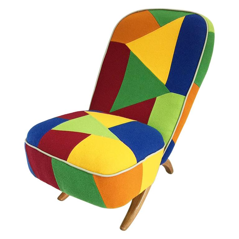 """Theo Ruth """"Congo"""" Lounge Chair for Artifort, 1950s For Sale"""