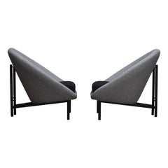 Theo Ruth F115 Armchairs by Artifort, Netherlands, 1958