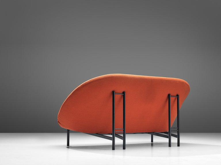 Dutch Theo Ruth for Artifort Orange Sofa For Sale