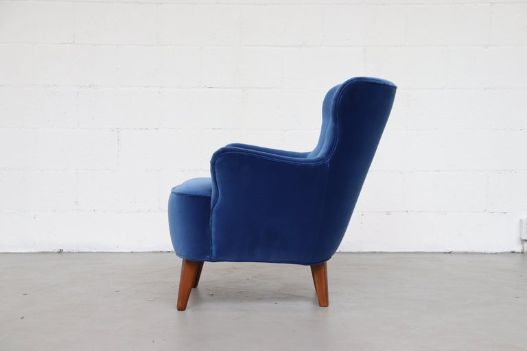 Mid-Century Modern Theo Ruth Lounge Chair by Artifort For Sale