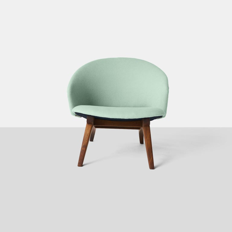 Mid-Century Modern Theo Ruth Lounge Chair for Artifort For Sale
