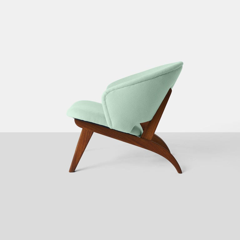 Dutch Theo Ruth Lounge Chair for Artifort For Sale