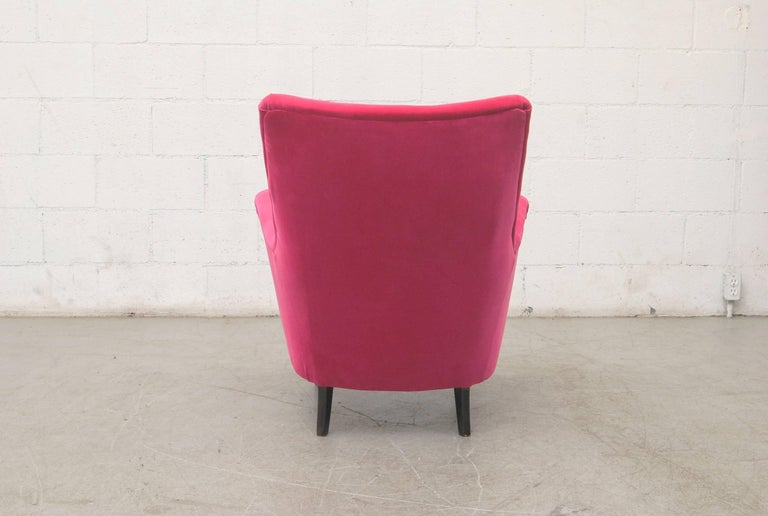 Theo Ruth Lounge Chair for Artifort In Good Condition For Sale In Los Angeles, CA
