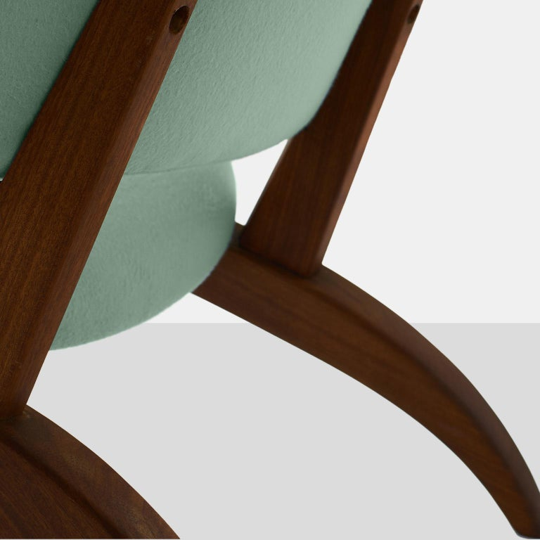 Alpaca Theo Ruth Lounge Chair for Artifort For Sale