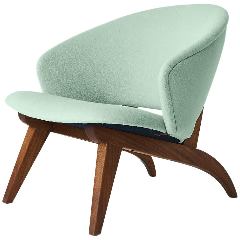 Theo Ruth Lounge Chair for Artifort For Sale