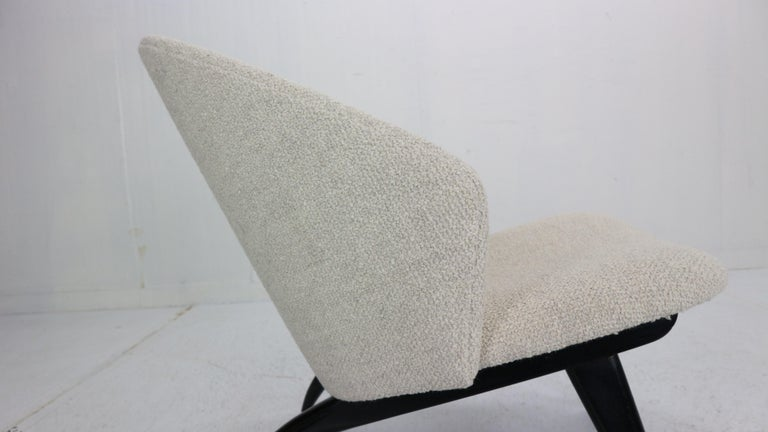 Theo Ruth Set of Two Lounge Chairs for Artifort, 1950s For Sale 2