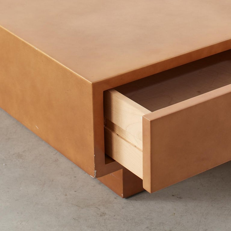Theo Schulmann Coffee Table, France, circa 1970 In Good Condition For Sale In London, GB