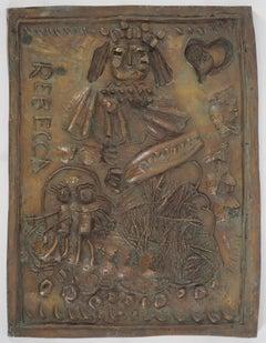 Biblical Matriarch : Rebecca - Original Bronze Sculpture, Signed /100
