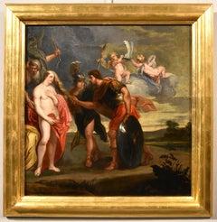 Aeneas Venus Van Thulden PAint Oil on canvas old master 17th Century Flemish Art