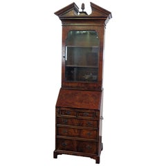 Theodore Alexander Chippendale Style Secretary Desk