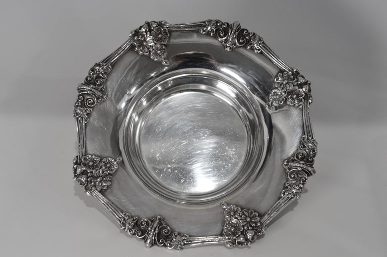 Theodore B. Starr Sterling Silver Bowl For Sale 7