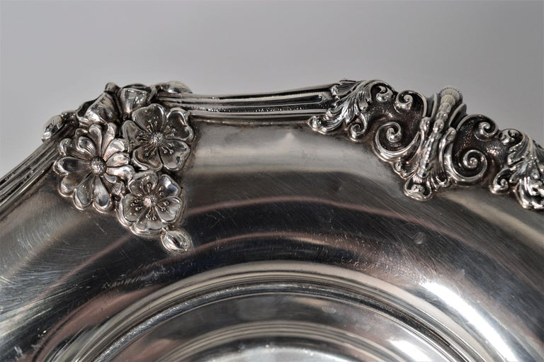 Theodore B. Starr Sterling Silver Bowl For Sale 8