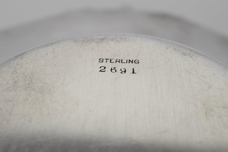 Theodore B. Starr Sterling Silver Bowl For Sale 3