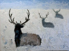 Expressionist Animal Paintings
