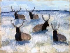 Winter Elk Dr. #2