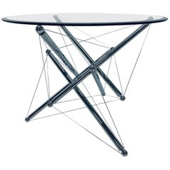 """Theodore Waddell """"Tensegrity"""" Dining or Center Table for Cassina"""