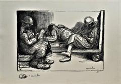Le Repos du Soldat