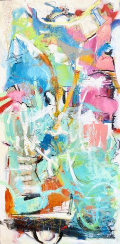 Sunday Drive, Painting, Acrylic on Canvas