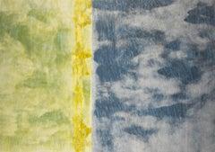 Untitled (Grey, Green)