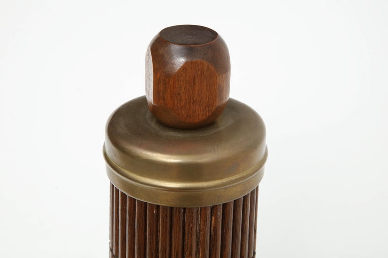 Brass Thermo from Japan, Mid-Century, circa 1950 For Sale