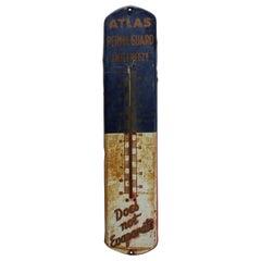 Thermometer, 1950s Atlas Perma-Guard Anti Freeze