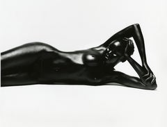 Alek Wek, New York 1996