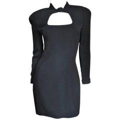 Thierry Mugler Cut Out Dress