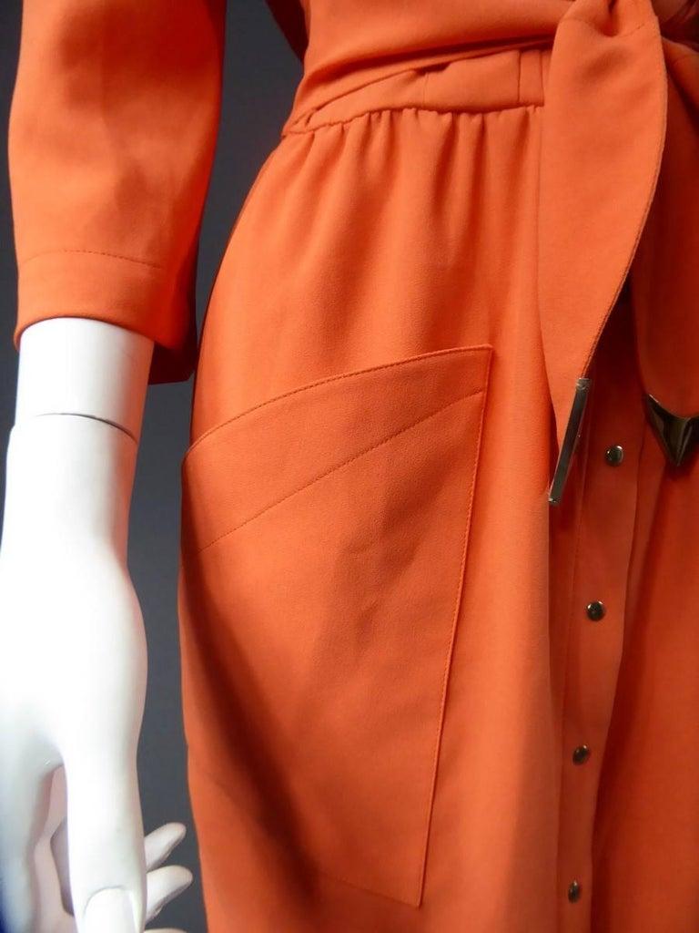 Thierry Mugler Dress, circa 1988 For Sale 5