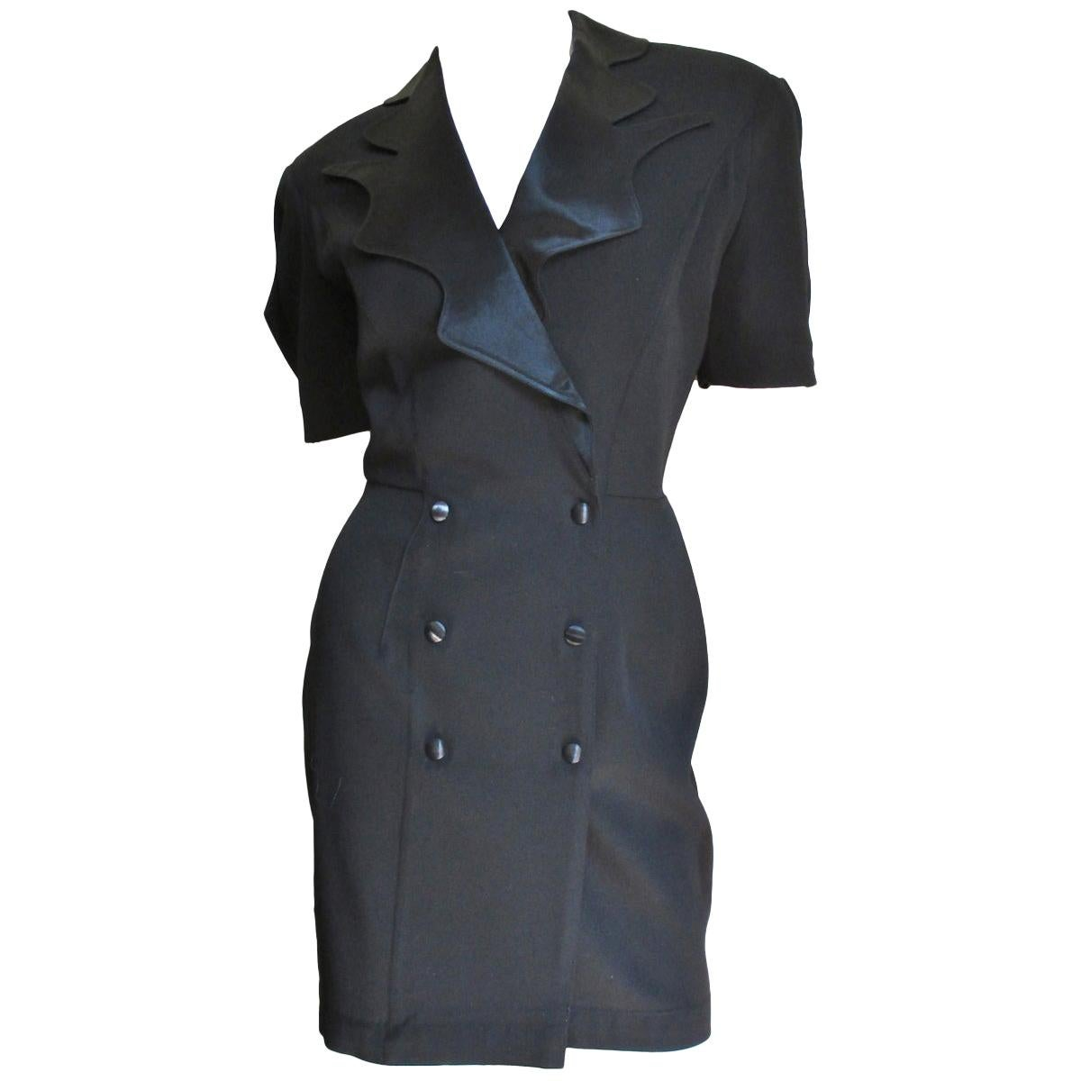 8150d10dd Vintage Thierry Mugler Clothing - 323 For Sale at 1stdibs