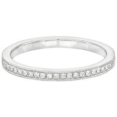 Thin Diamond Eternity Band '0.20 Carat'