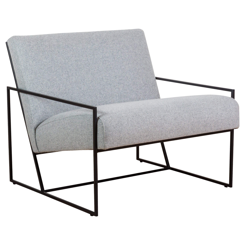 Thin Frame Lounge Chair by Lawson-Fenning