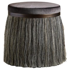 Thing 1 Stool with Horse Hair