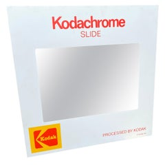 Think Big Kodachrome Slide Wall Cabinet