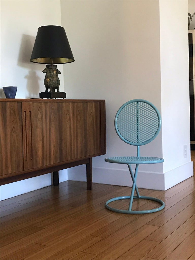 20th Century Thinline Occasional Low Chairs, 1950s For Sale