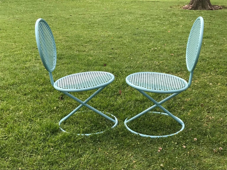Thinline Occasional Low Chairs, 1950s For Sale 1
