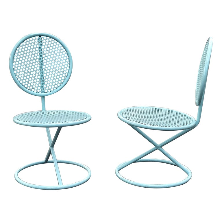 Thinline Occasional Low Chairs, 1950s For Sale