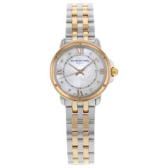 This Pre-Owned Raymond Weil Tango 5391-SB5-00995 is a Beautiful Ladies Timepiece