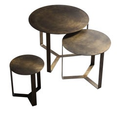 This Set of Three Side Tables