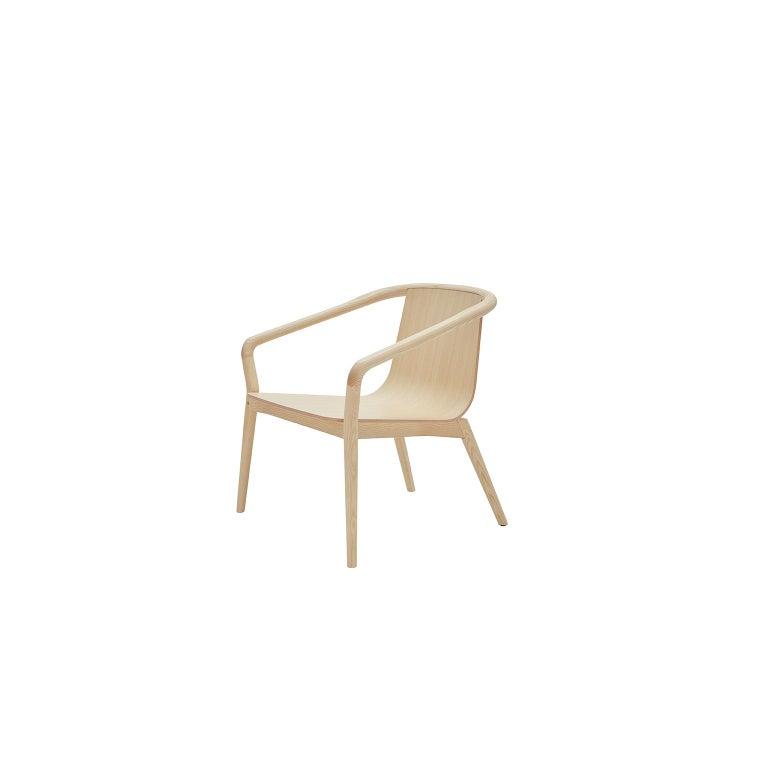 Minimalist Thomas Armchair For Sale