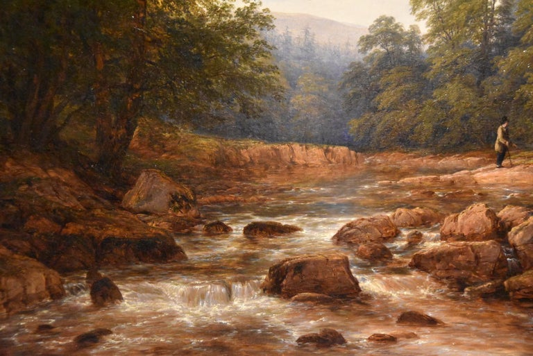Oil Painting by Thomas Baker