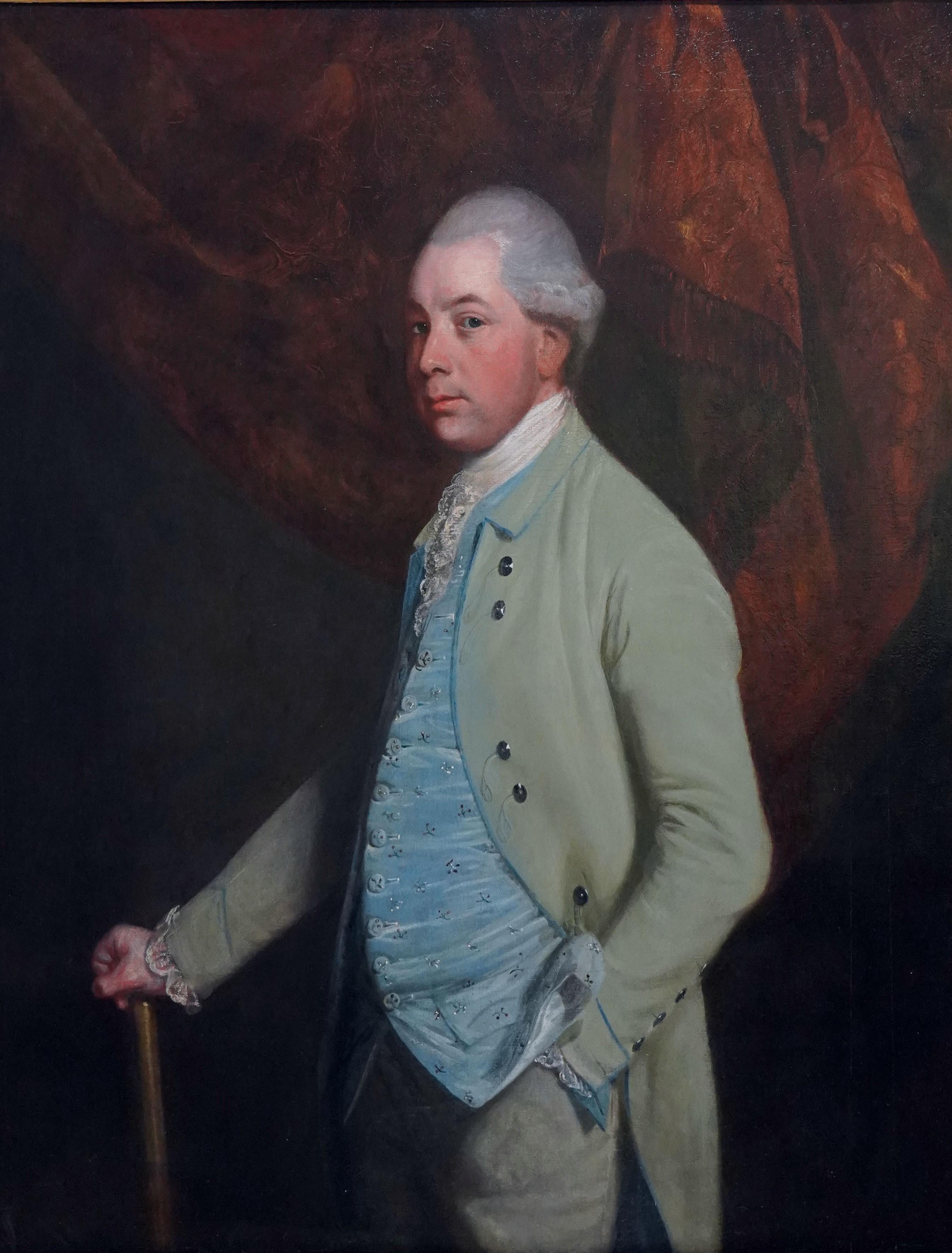 18th century portrait of William Craven, 6th Baron Craven
