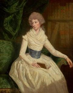 Portrait of Maria Anne Penruddocke