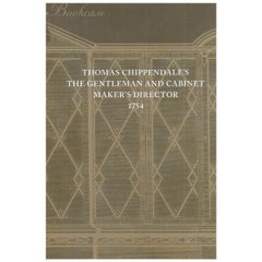 Thomas Chippendale's, The Gentleman and Cabinet Makers Director