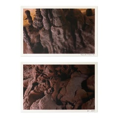 Grotto (from Catalogue Serpentine Gallery, Collector's Edition), 2 Photographs