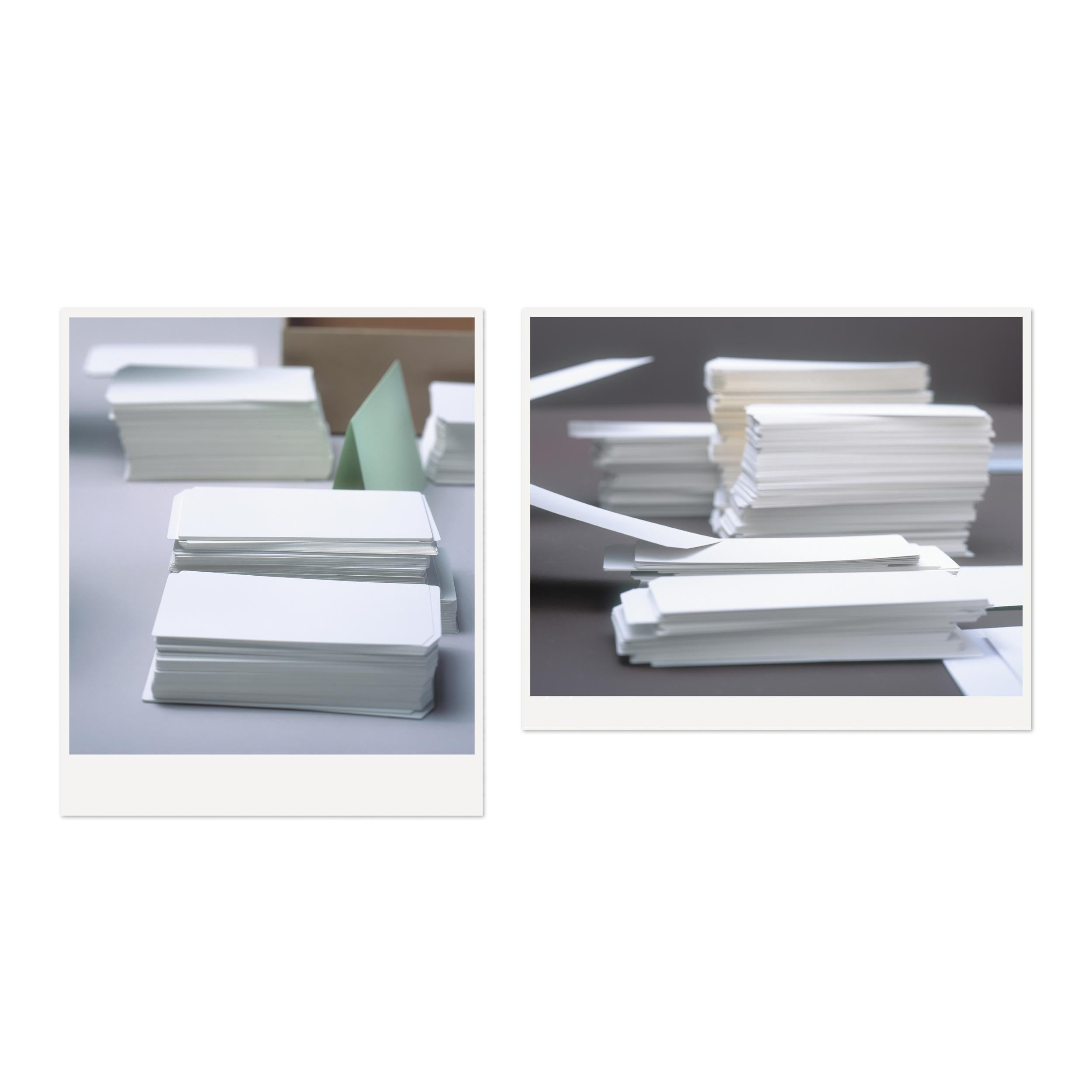 Pile, Set of 2 Lambda Prints, Conceptual Art, Contemporary Photography