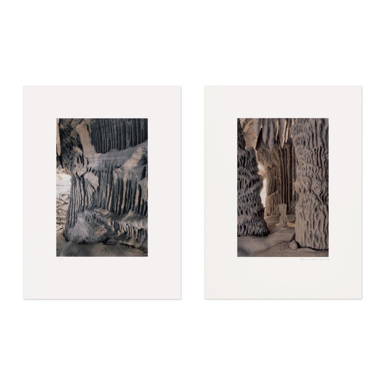 Thomas Demand Figurative Print - Grotesques, Pair of Photogravures, Conceptual Art, Contemporary Photography