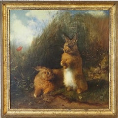 """Rabbits"" by Thomas Earl & Henry Bright"