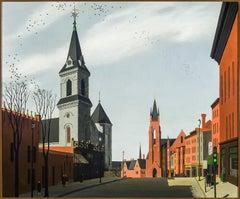 Harvard Street, Brookline
